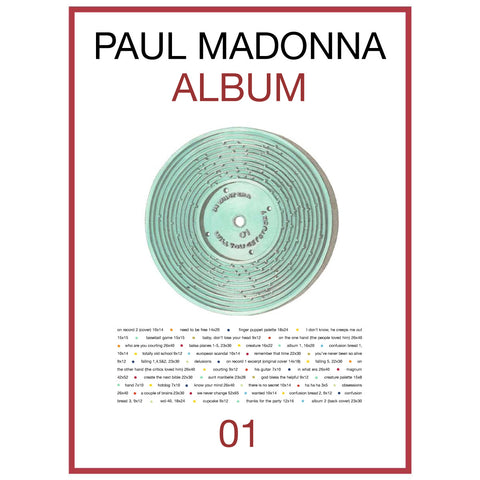 """Album"" by Paul Madonna"