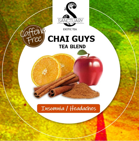 CHAI GUYS TEA