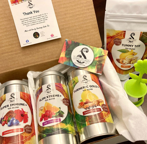 TEA LOVERS KIT - MOTHER'S DAY