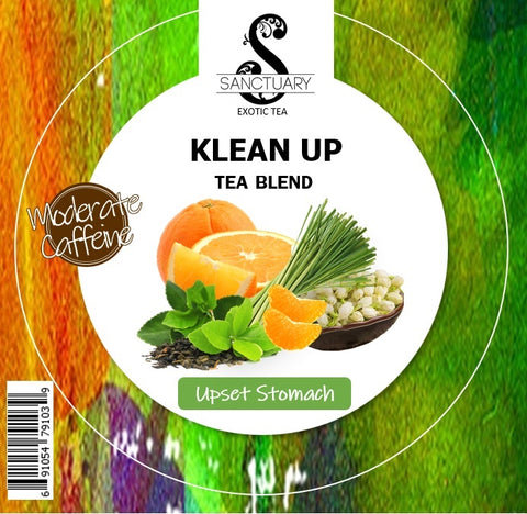 KLEAN UP TEA BLEND