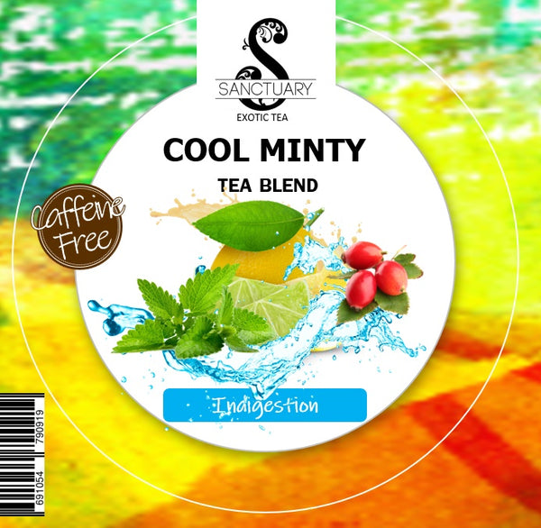 COOL MINTY TEA