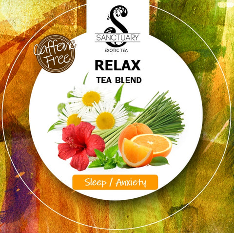 RELAX TEA (SLEEP/CALM)