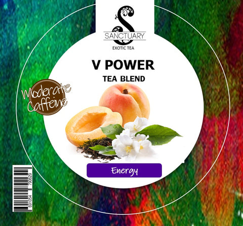 V-POWER TEA (ENERGY)