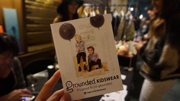 Grounded Kidswear & Free Arts at the Downtown Los Angeles Artwalk!