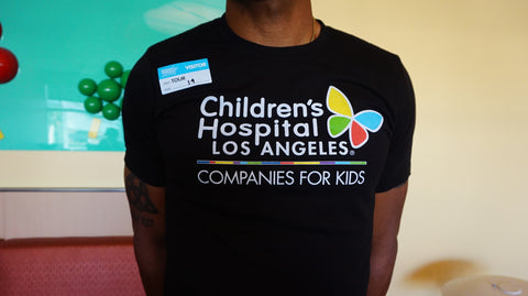 Companies for Kids Volunteer Day @ CHLA
