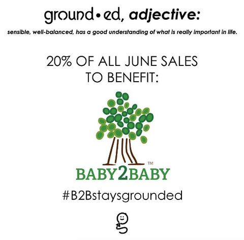 Grounded Kidswear for Baby2Baby