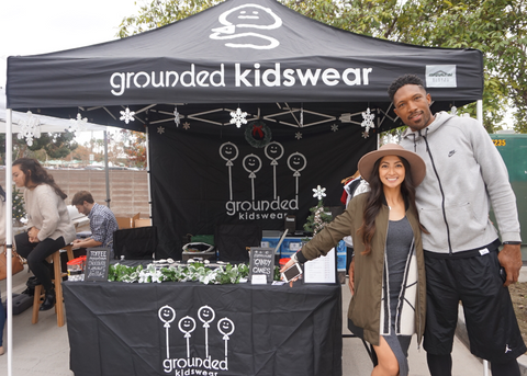 Grounded Kidswear at Happily Ever Etched