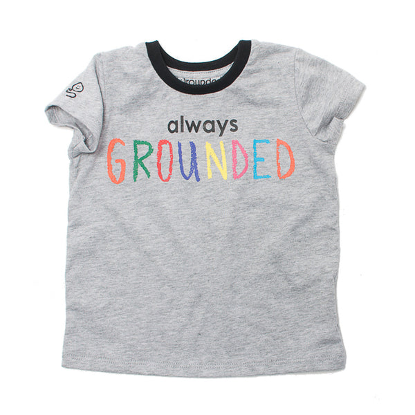 Always Grounded Tee