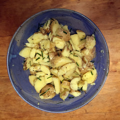 Dill and Lemon Potato Salad