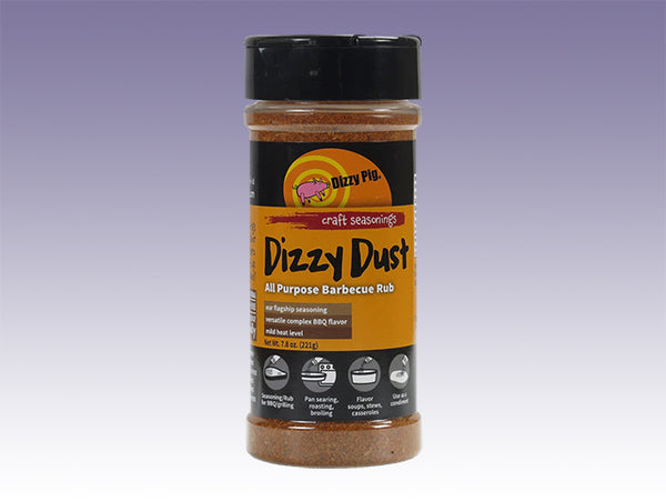 Dizzy Dust BQ Rub