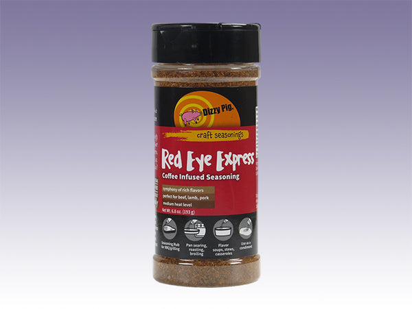 Red Eye Express Coffee Infused Rub
