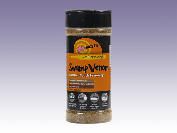 Swamp Venom Hot Rub