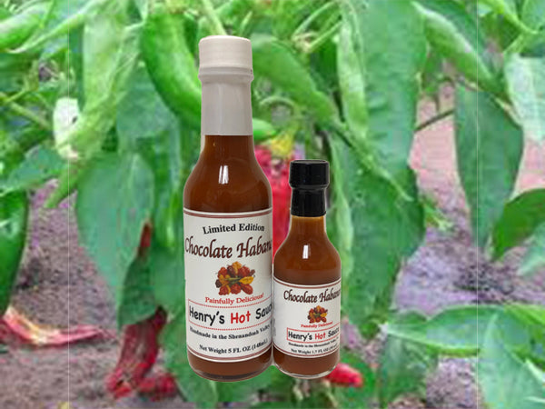 Henry's Hot Sauce - Chocolate Habenero