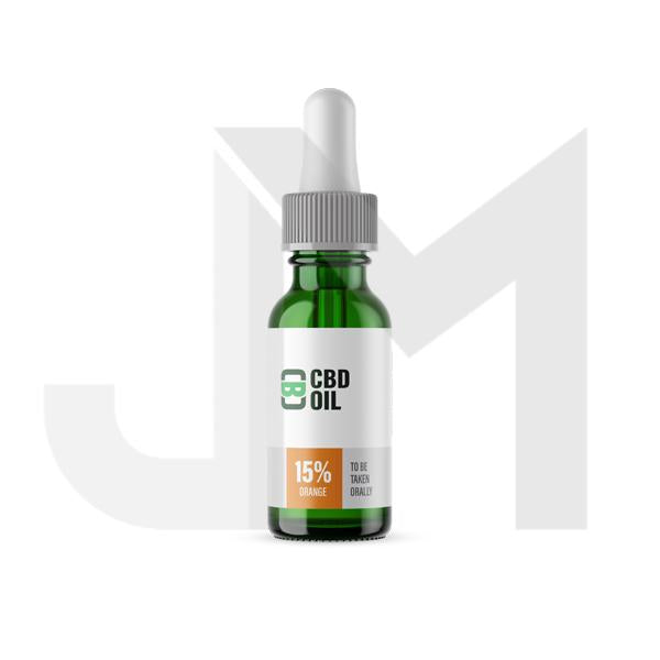 CBD Asylum 15% 1500mg CBD Oil 10ml Hodges E-Liquid