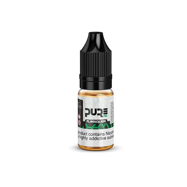 15mg Pure Nic Flavourless Nicotine Shot 10ml (70VG) - Hodges E-Liquid