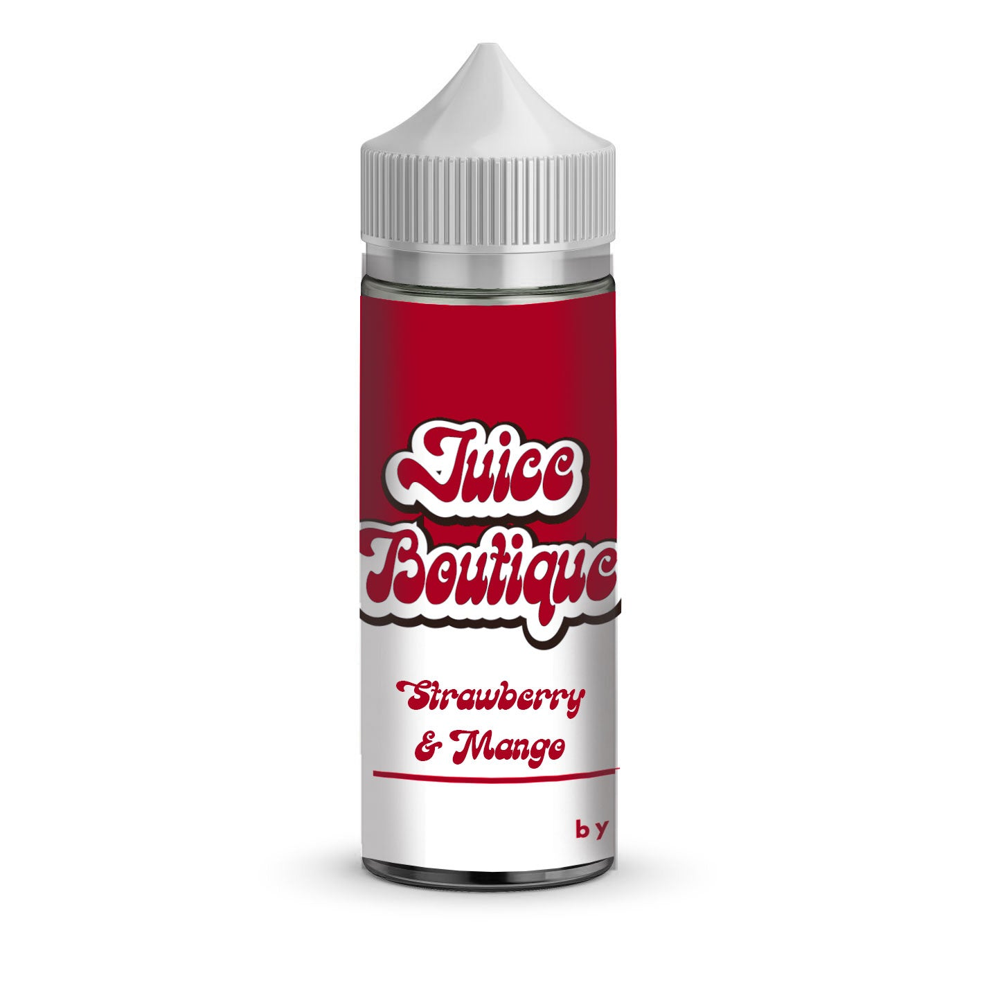 Juice Boutique Strawberry  & Mango By Hodges Short Fill E-Liquid (100ml)120ml