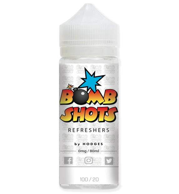 Refreshers Bomb Shots By Hodges Short Fill E-Liquid (80ml)120ml Hodges e-Juice hodges-home-brew