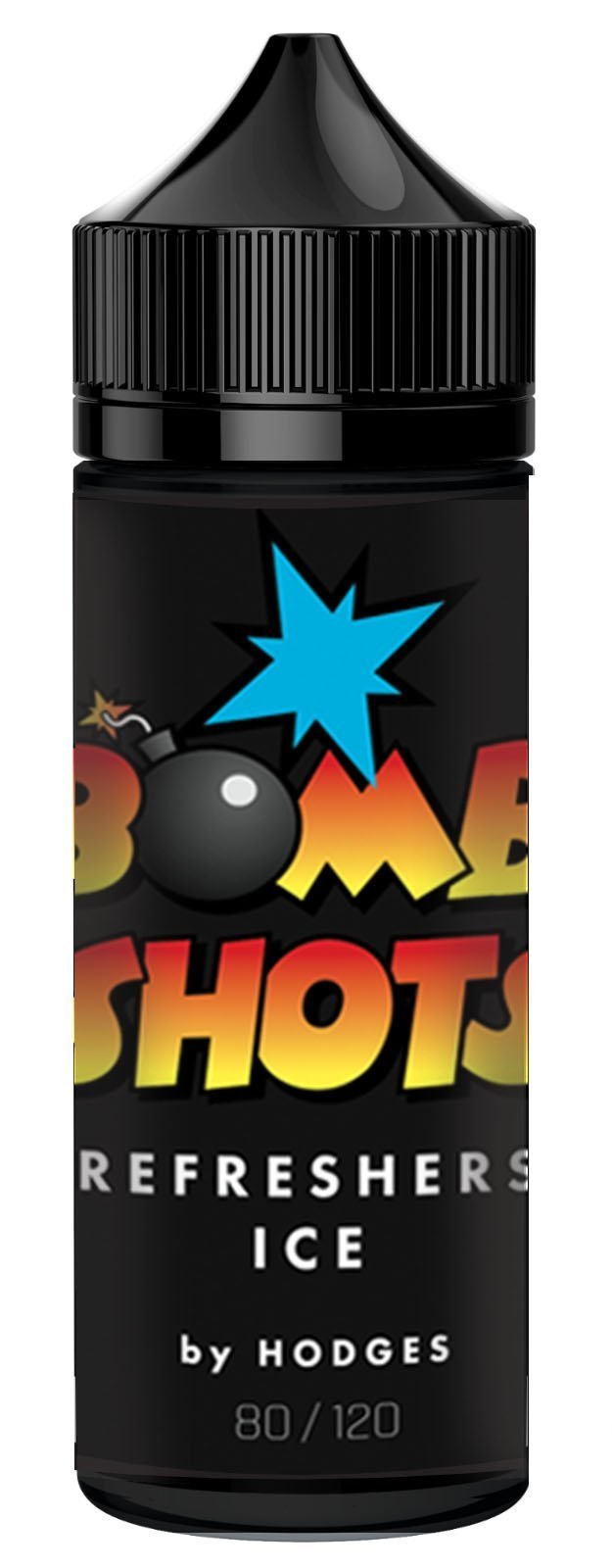 Refreshers Ice Bomb Shots By Hodges Short Fill E-Liquid (80ml)120ml Hodges e-Juice hodges-home-brew