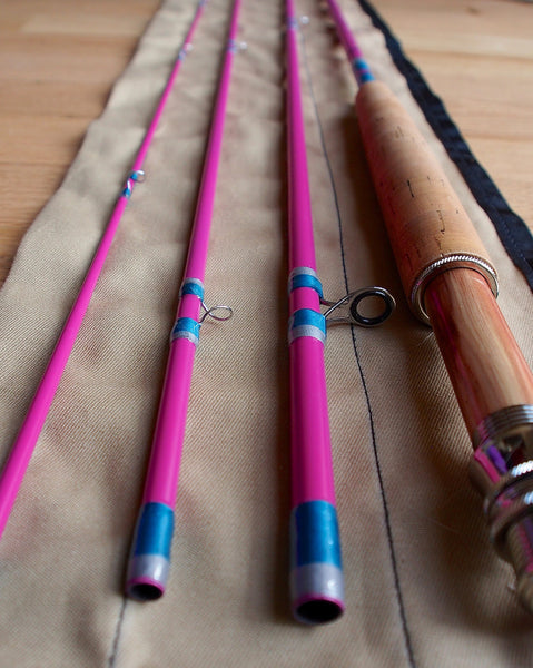 SaraBella Custom 9' 5 Weight Maven Fly Rod