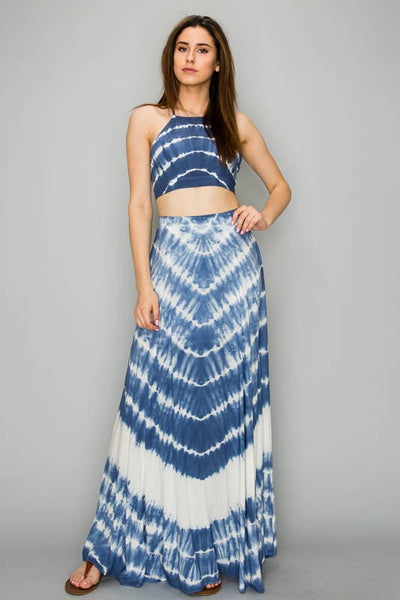 North Shore Halter & Skirt