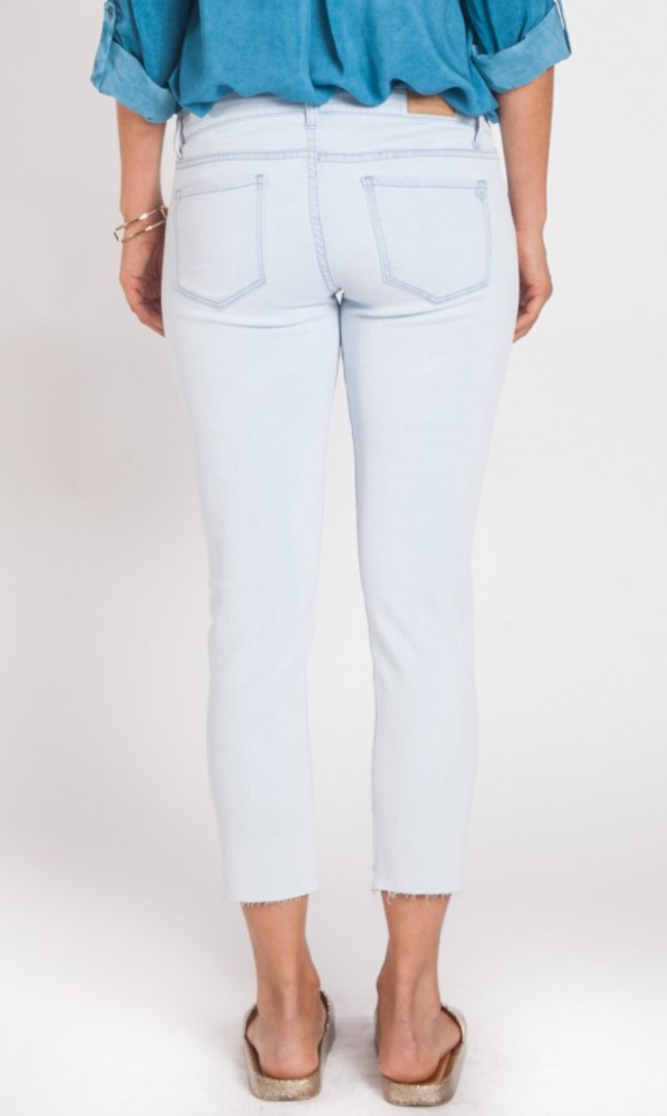 Summer Mid-Ankle Skinny Jean