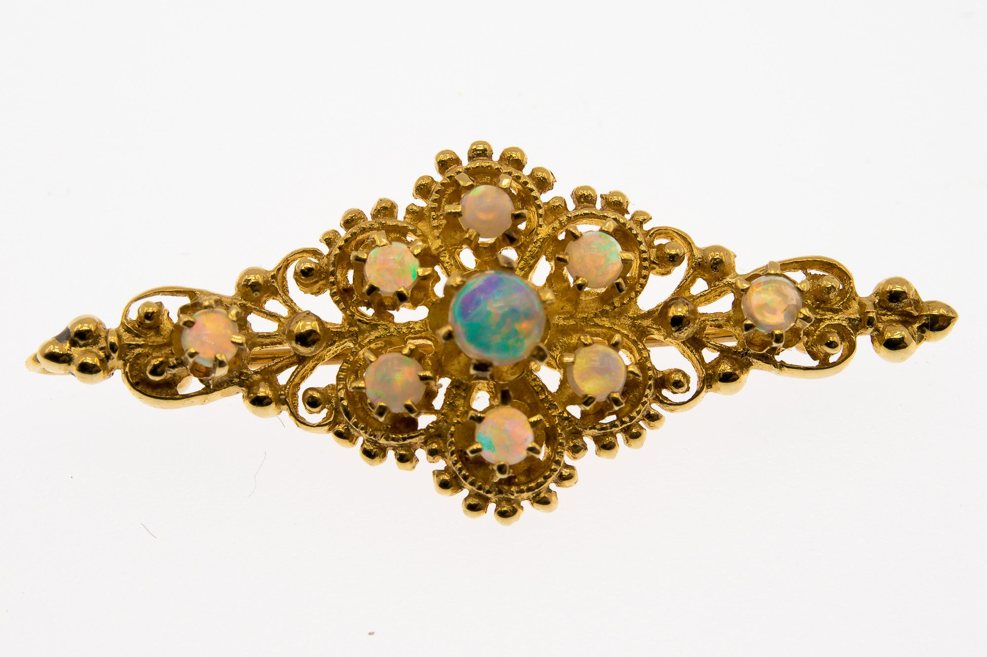 brooches for art set sale in large jewelry deco master v brooch gold opal id diamonds surrounded by pendant