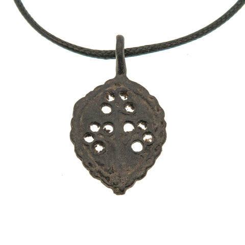 Viking 8th-11th Bronze Open-Work Amulet