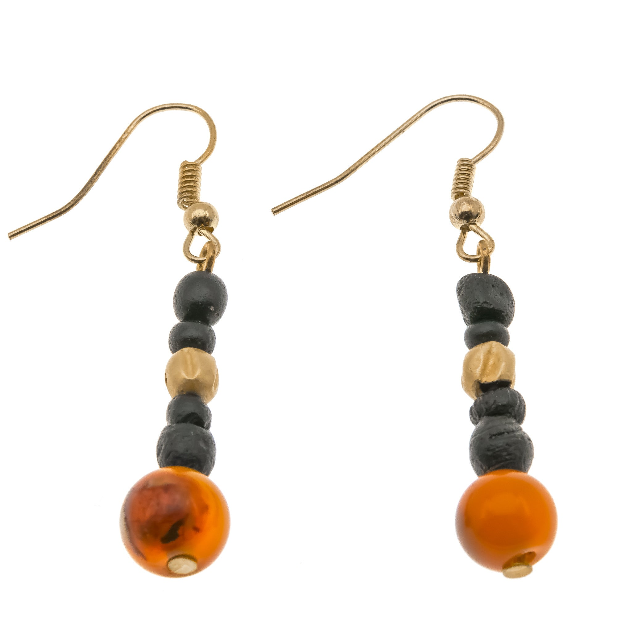 trade earrings crafted carnelian p novica vibrant artisan fair jaipur