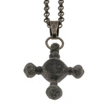 Medieval Devotion- Medieval 9th - 12th Century Bronze Cross                                    PGP147
