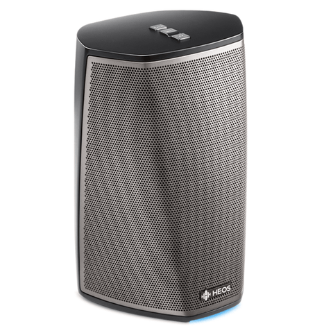 HEOS by Denon - HEOS 1 HS2 Wireless Multi-Room Speaker - BLACK - Do Good Audio