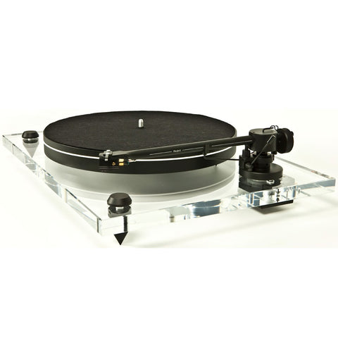 PRO-JECT 2 XPRESSION DC ACRYL TURNTABLE #1