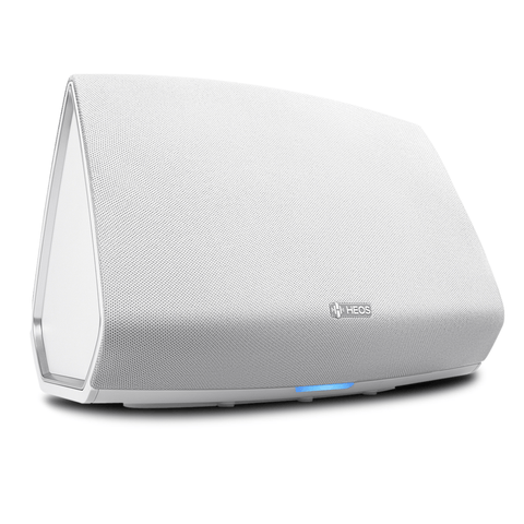 HEOS by Denon - HEOS 5 HS2 Wireless Multi-Room Speaker - WHITE - Do Good Audio