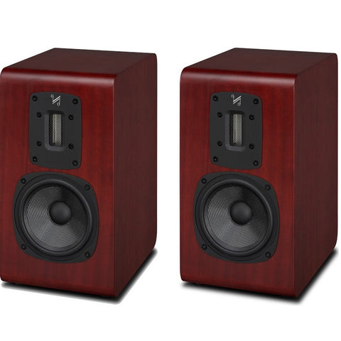 QUAD  S-2 BOOKSHELF SPEAKERS #1