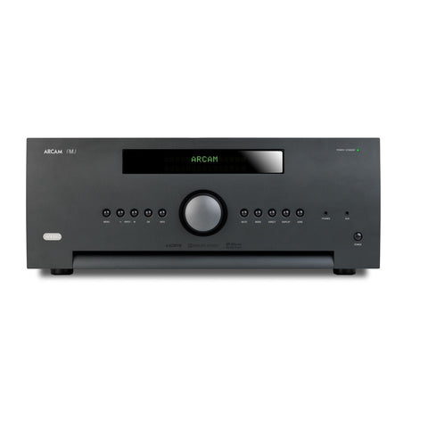 ARCAM AVR 390 - AV RECEIVER - HOME ENTERTAINMENT - BLACK #1
