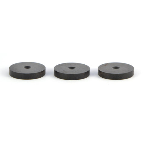 AFRICAN EBONY ISOLATING SPIKE PADS / SHOES - Do Good Audio