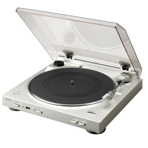 DENON DP-200USB FULLY AUTOMATIC TURNTABLE WITH USB MP3 ENCODER #2