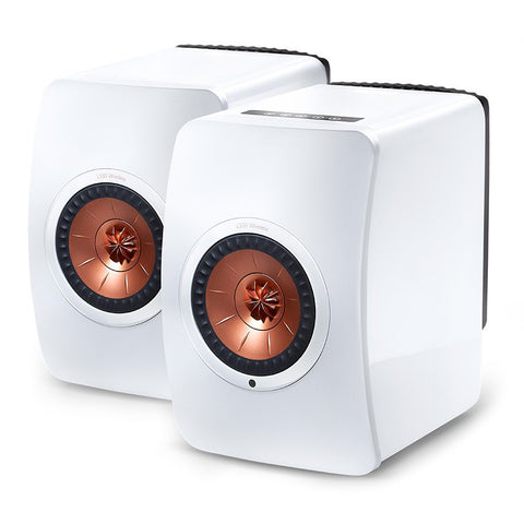KEF - LS50 Wireless Active Speakers #2