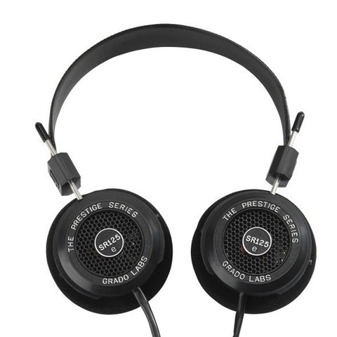 GRADO - THE PRESTIGE SERIES - SR125e - OPEN BACK ON EAR HEADPHONES - Do Good Audio