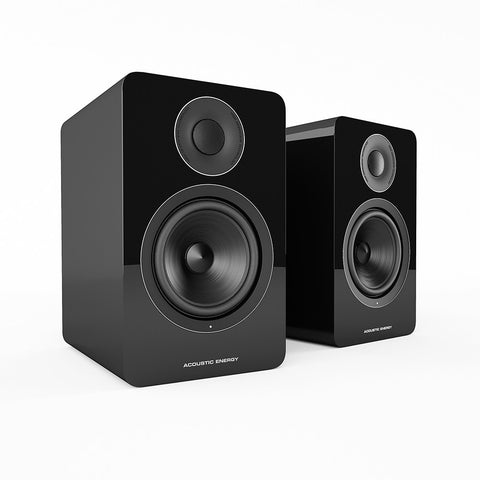ACOUSTIC ENERGY AE1 ACTIVE AWARD WINNING ACTIVE SPEAKERS #1