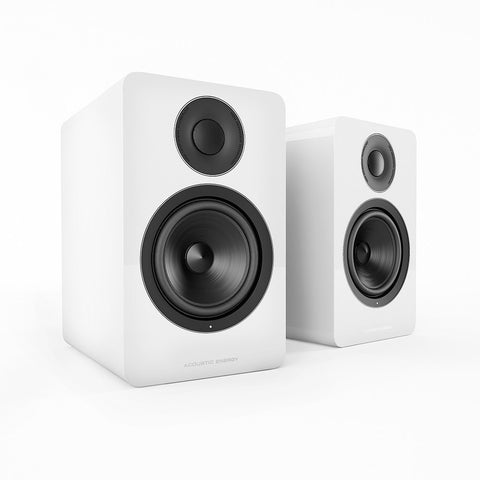 ACOUSTIC ENERGY AE1 ACTIVE AWARD WINNING ACTIVE SPEAKERS #2