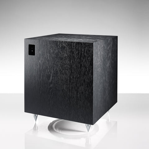 Acoustic Energy - 1 Series - 108 Active Subwoofer for Hi-Fi or Home Cinema Black or Walnut - Do Good Audio