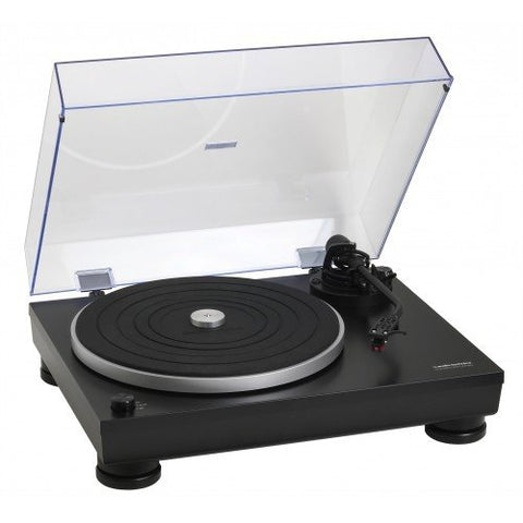 Audio-Technica AT-LP5 USB Turntable With Audacity Software with Dust Cover - Do Good Audio