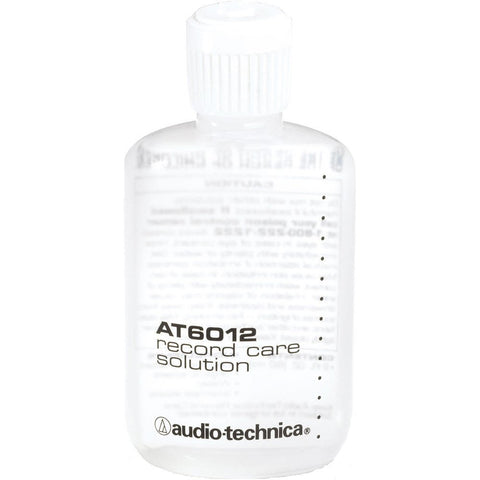 Audio Technica AT634 Record Cleaning Fluid Vinyl Care 60ml Bottle - Do Good Audio