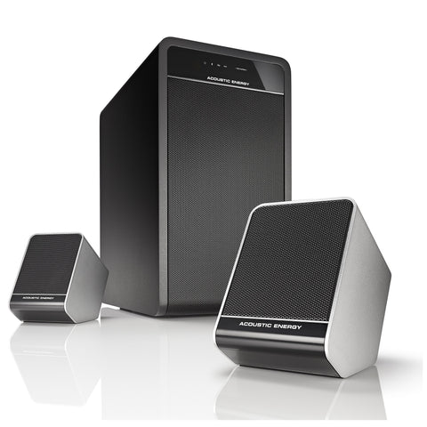 ACOUSTIC ENERGY AEGO 3 - 2.1 BLUETOOTH ACTIVE SPEAKER SYSTEM - Do Good Audio