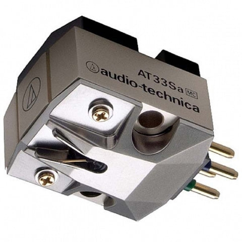 AUDIO TECHNICA - AT33SA MOVING COIL CARTRIDGE WITH SHIBATA DIAMOND STYLUS #1