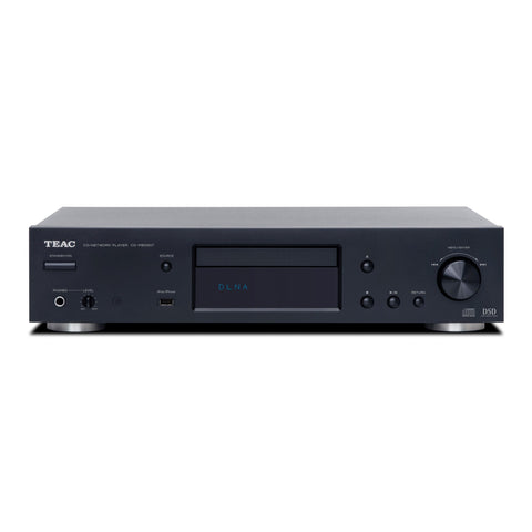 TEAC CD-P800NT CD / NETWORK STREAMING AUDIO PLAYER - dogoodaudio - 1