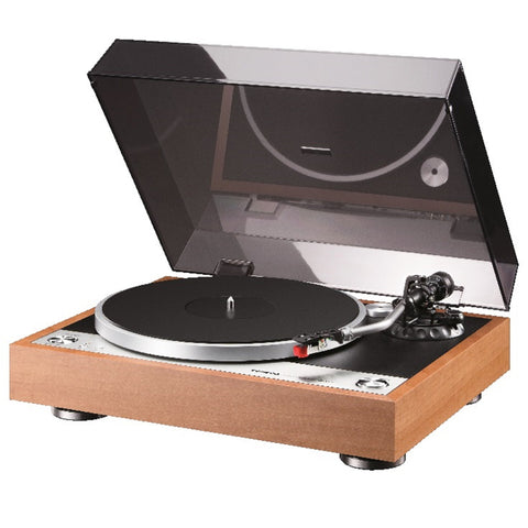 ONKYO CP-1050 - DIRECT DRIVE TURNTABLE NATURAL WOOD , RECORD PLAYER - dogoodaudio - 1