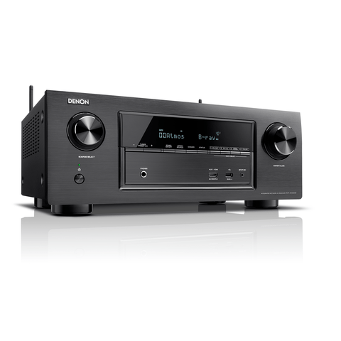 DENON- AVR-X2300W - NETWORK AV RECEIVER - Do Good Audio