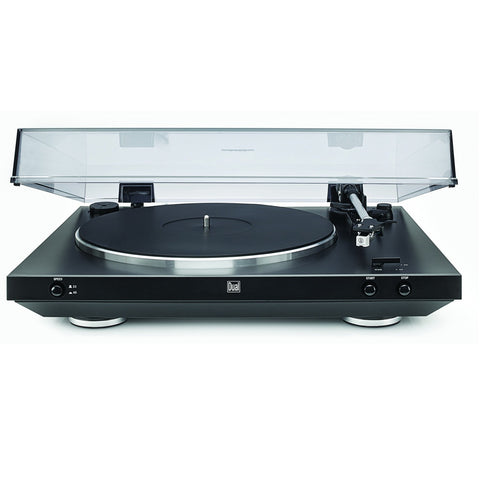 DUAL MTR-75 USB FULLY AUTOMATIC BELT DRIVE TURNTABLE #1