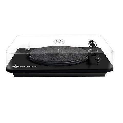 ELIPSON - ALPHA 100 RIAA BT- BELT DRIVE TURNTABLE WITH BLUETOOTH - Do Good Audio